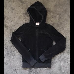 JUICY COUTURE PERFECT CONDITION Velour jacket - S
